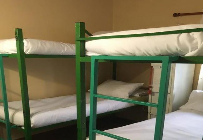 Dorm 3 - Four sleeper