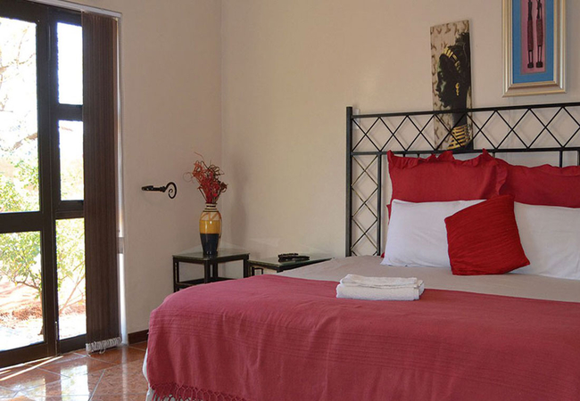 Double Rooms with Shower