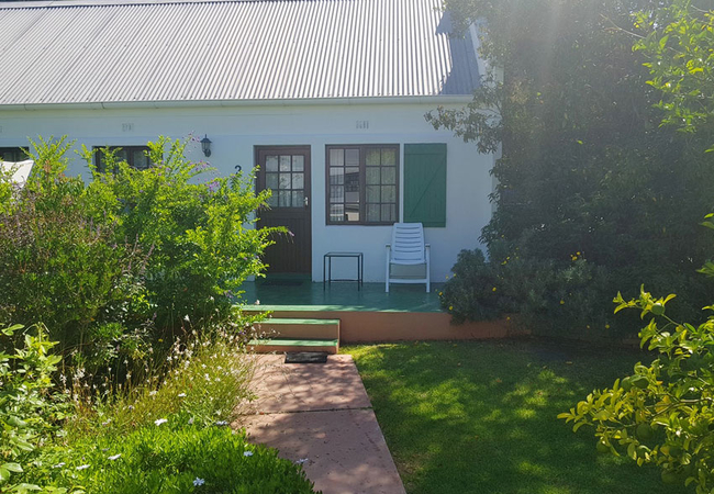 Two-Bedroom Cottage