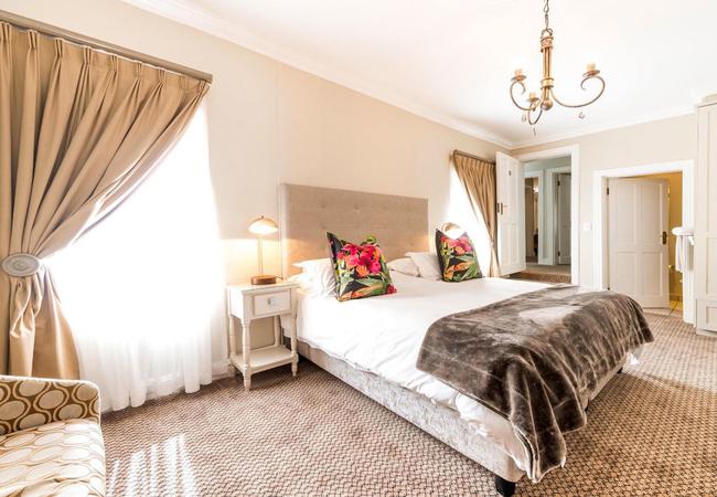 Luxury Double Room (Shower)