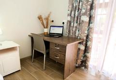The Deck Room desk