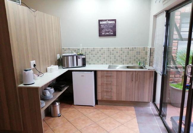 Two Bedroom Studio kitchen