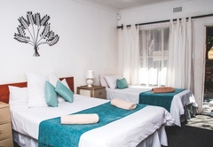 Deluxe Double Room with Shower - Room 5