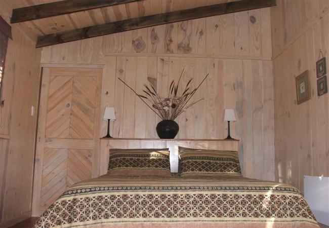Porcupine ensuite bedroom