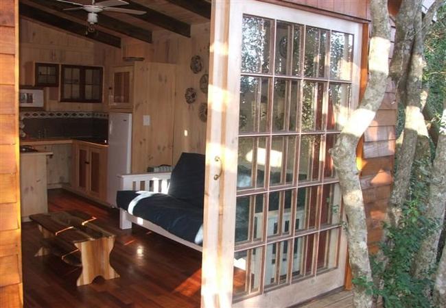 Porcupine Cabin