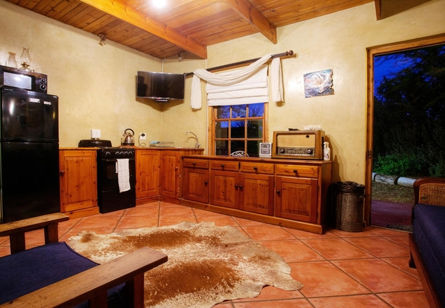 Large Cottage- twin room