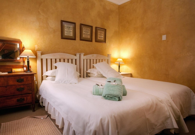 Small cottage- living room