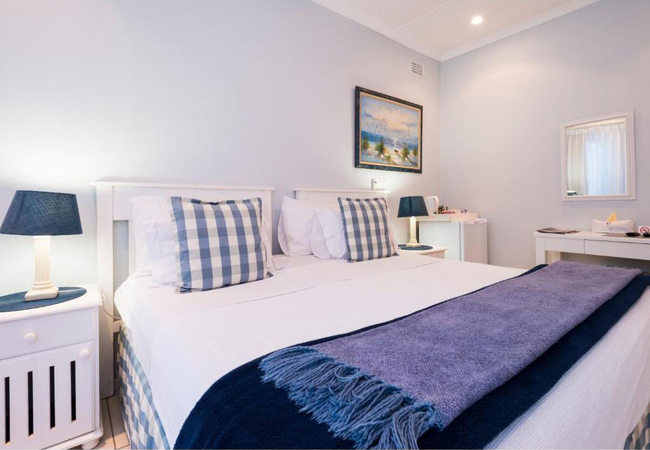 Double or Twin Bedded Room
