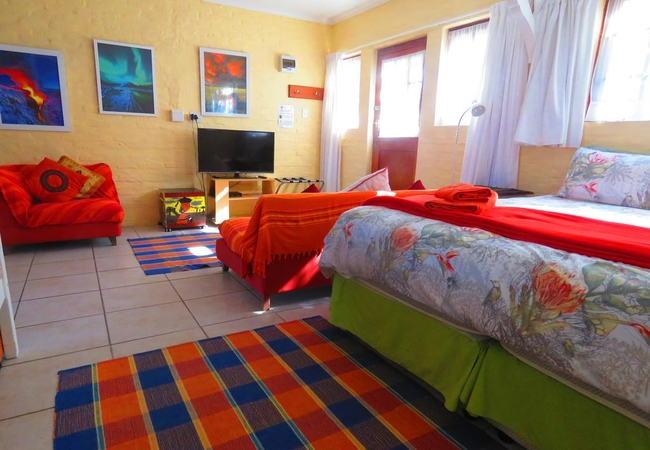 Down To Earth Self Catering Family Unit