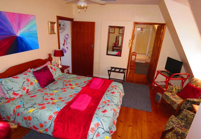 Featherbed Studio Self Catering