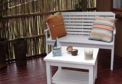 Beach cottage veranda