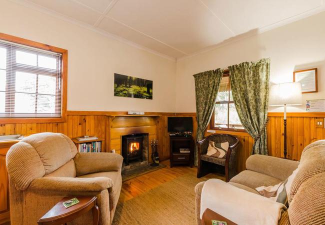 FireFly Cottage (Luxury)