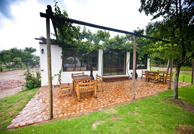 The Annexe at Pinotage House