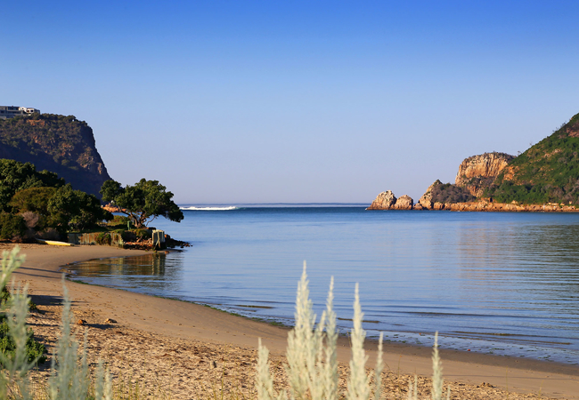 Leisure Isle beach