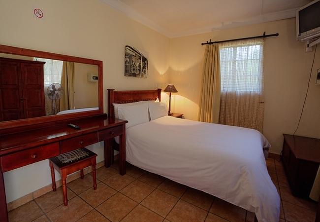 Double Room #1 Foundry Motel