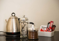 Tea / coffee making facilities