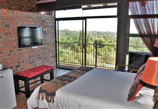 Luxury Room with View