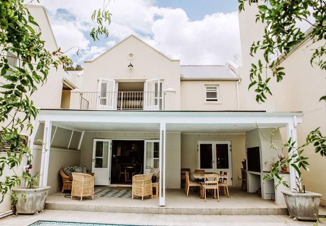 Franschhoek Village House