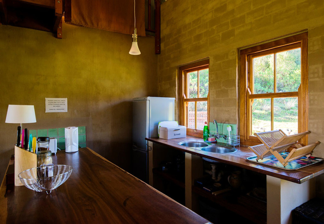 Honey Badger House