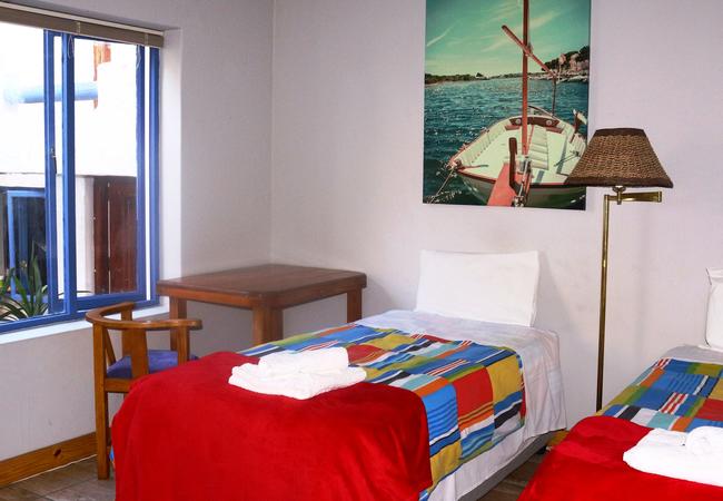 2B 2 bedroom apartment – twin beds
