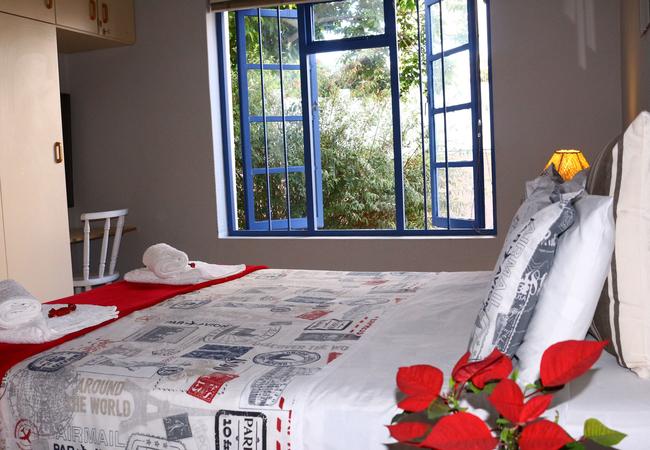 2B 2 bedroom apartment – Queen bed