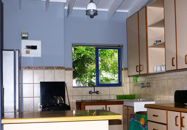 2B 2 Bedroom apartment – kitchen