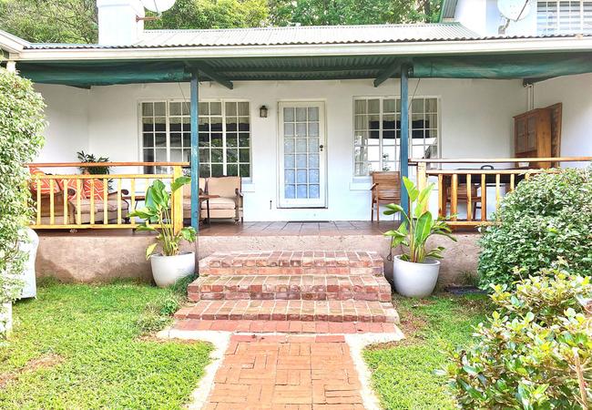 Tiny Gateside main bedroom