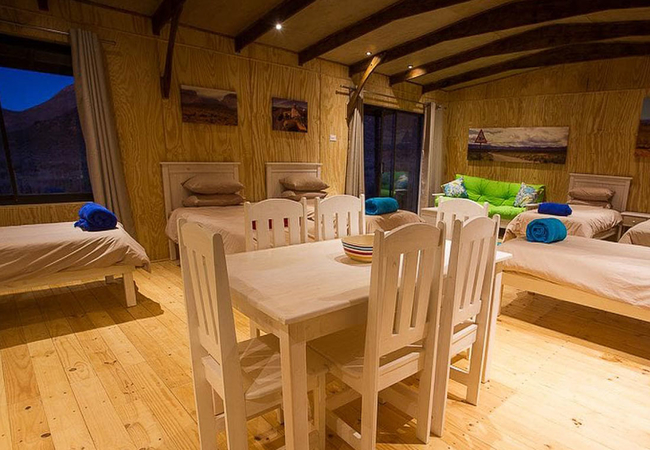 Wooden Cabins