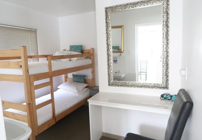 Self Catering (Double   Single   Bunk)