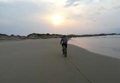 Cycle - Glengariff Beach