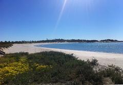 Stompneus Bay Beach