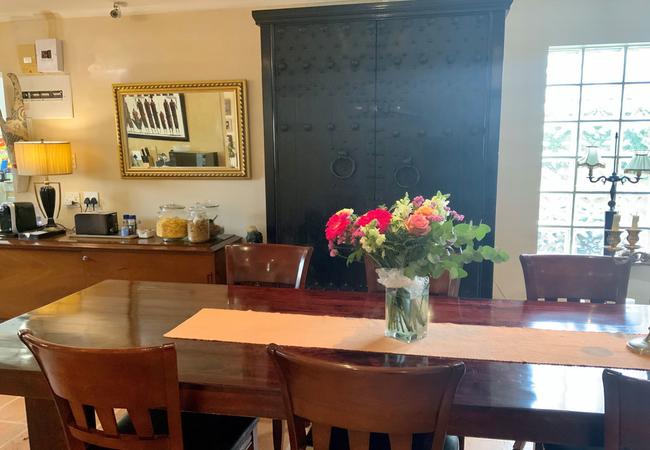 GM 20 dining room