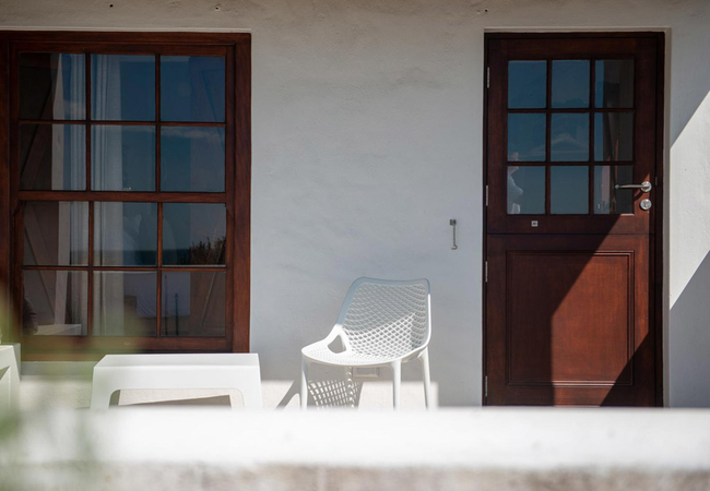 Room 3 terrace