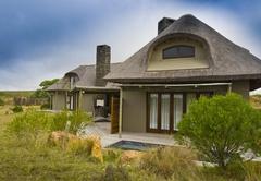 Bush villa