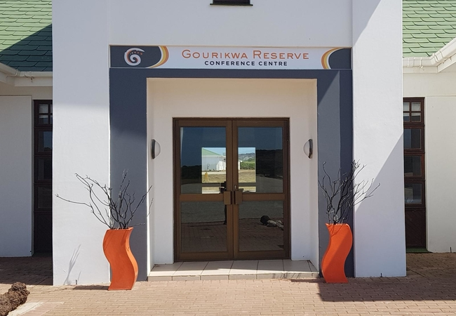 Cottage Bedroom with view