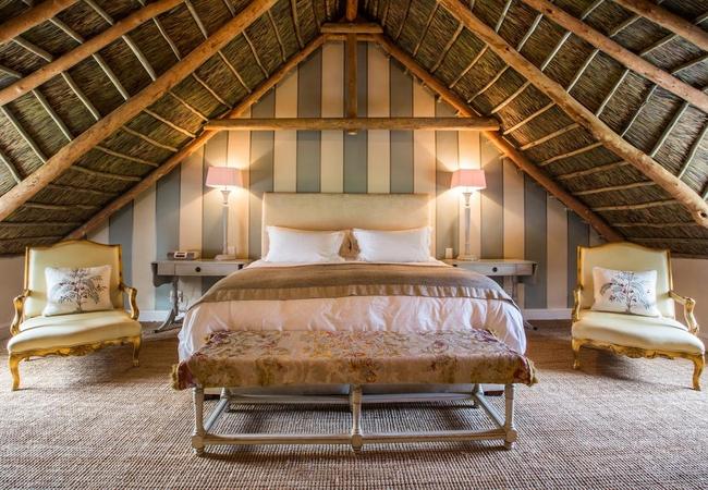 Romantic Cottage Bedroom