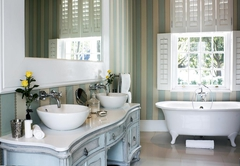 Elegant Suite Bathroom
