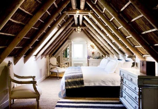 Luxury Loft Living Room