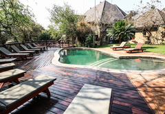 Honeymoon in Bordering Kruger Park