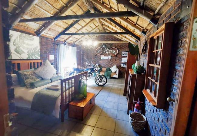 Stone House Room