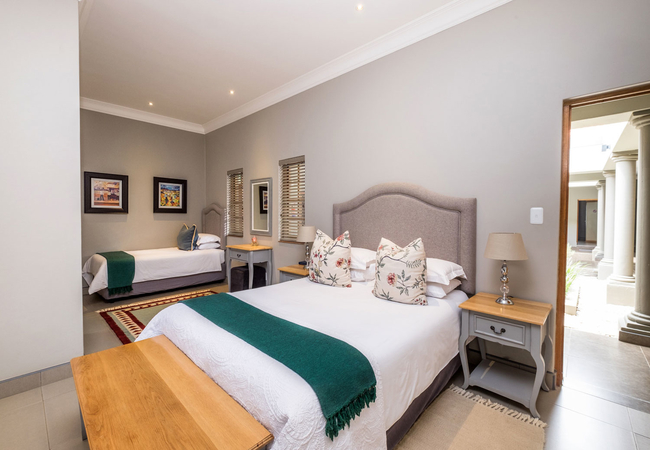 Deluxe Double Room Larger