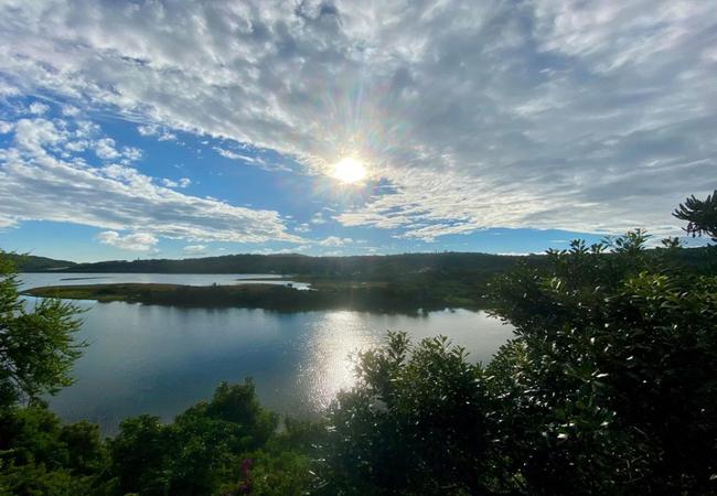 Gulu River Sunrise