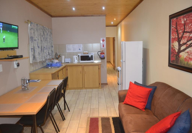 Type B Spacious Unit 3 persons