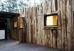 Jan Frederik bush cabin
