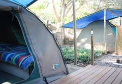 Luxury Bush Dome Tents