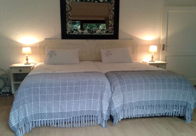 Herb Cottage, bedroom