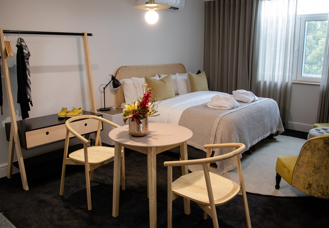 Room 6 Airy Loft Room