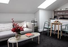Room 7 Airy Loft Room