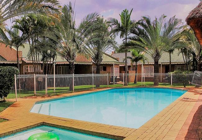 Hoogland Spa Family Resort Bela Bela Sa