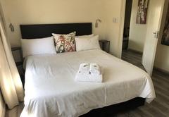 Guinea Fowl Rooms patio